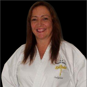 Sensei Mariana Jefferys